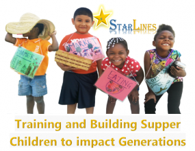 Training and Building Supper Children to impact Generations