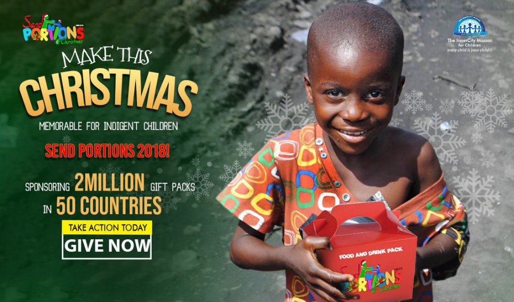 JOIN ME TO MAKE CHRISTMAS EXTRA SPECIAL FOR 200 VULNERABLE CHILDREN