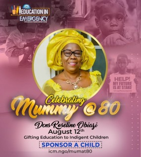 Education for Children with Mummy @80