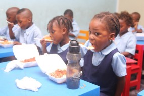 JOIN ME TO SPONSOR 100 FREE MEALS AT THE INNERCITY MISSION SCHOOL