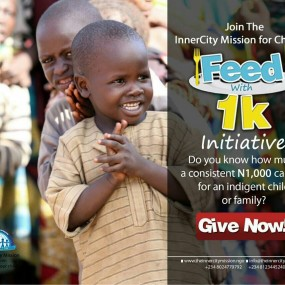 FEED WITH 1K INITIATIVE: THE JULY 18 SERIES (MISSION 200 MEALS)
