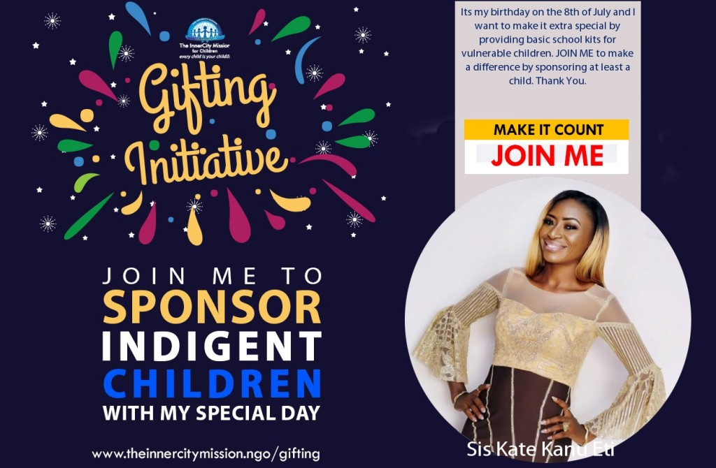 JOIN ME TO PROVIDE SCHOOL KITS FOR DEPRIVED CHILDREN