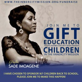 JOIN ME TO SEND 167 INDIGENT CHILDREN BACK TO SCHOOL