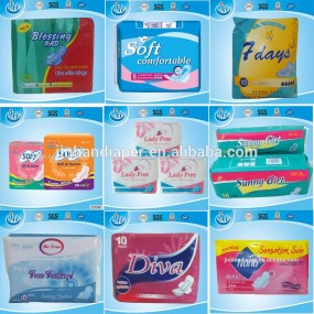#SANITARY PADS INITIATIVE FOR INNER CITY ADOLESCENT GIRLS IN NIGERIA